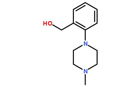 2-(4-甲基-1-哌嗪)苄醇
