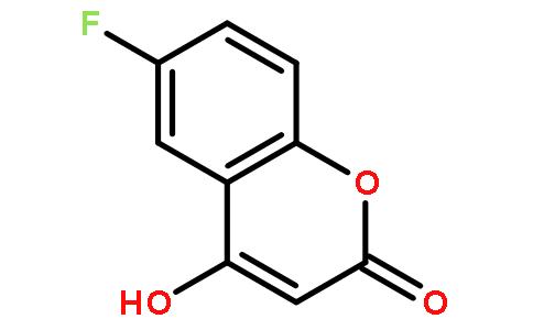 6-氟-4-羟基香豆素