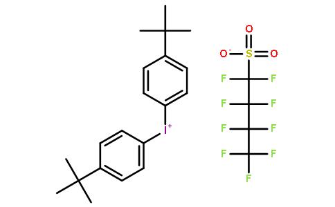 双(4-叔丁基苯基)碘鎓全氟-1-丁磺酸