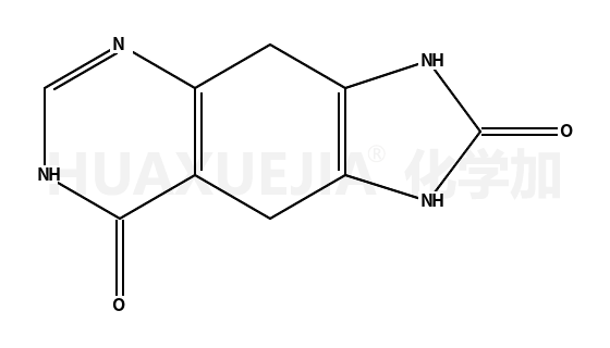 7,9-dihydro-1H-Imidazo[4,5-g]quinazoline-2,8(3H,4H)-dione