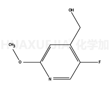 2-甲氧基-4-羟甲基-5-氟吡啶