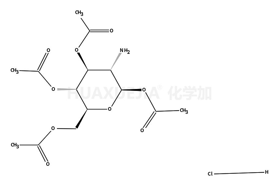 1,3,4,6-四-O-乙酰基-2-氨基-2-脱氧-Β-D-葡萄糖盐酸盐