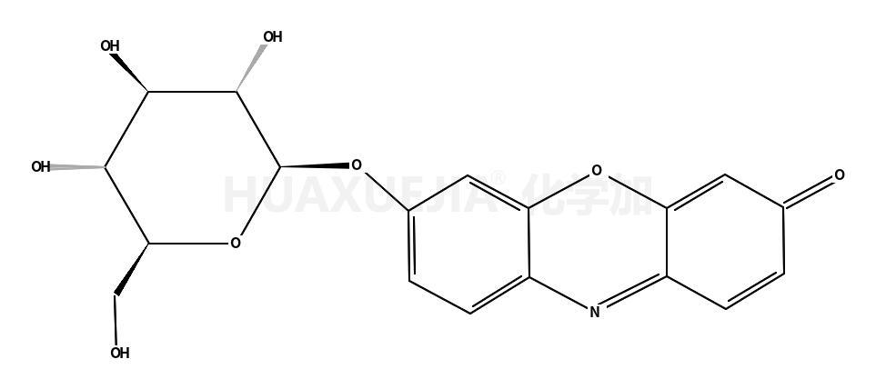 吩噁嗪酮-β-D-吡喃葡萄糖苷