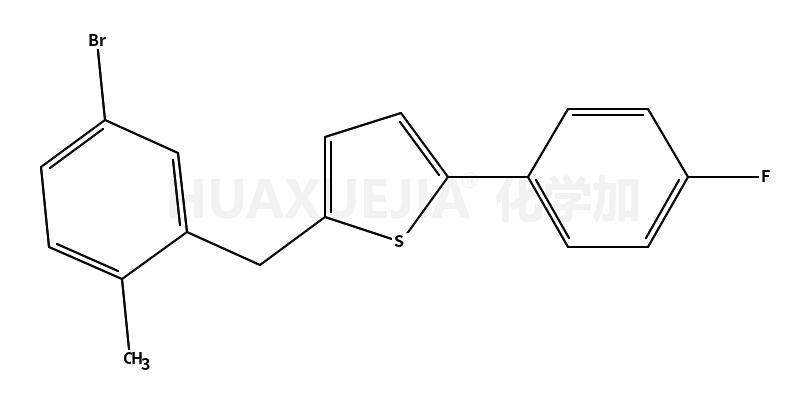 2-(2-甲基-5-溴苄基)-5-(4-氟苯)噻吩