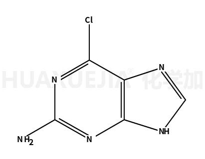 2-氨基-6-氯嘌呤