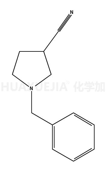 1-苄基-3-氰基吡咯烷