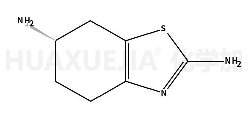 (+)-(6R)-2,6-二氨基-4,5,6,7-四氢苯并噻唑