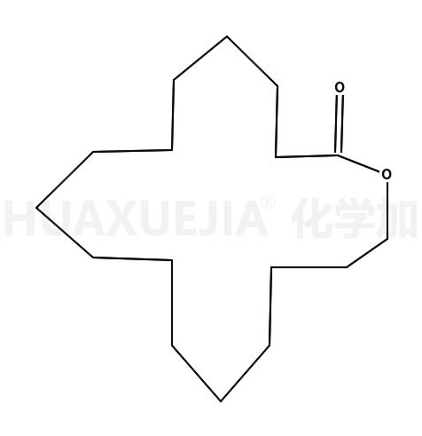 氧杂环十七烷-2-酮