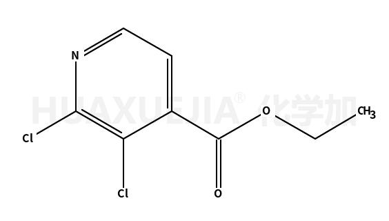 ethyl 2,3-dichloropyridine-4-carboxylate