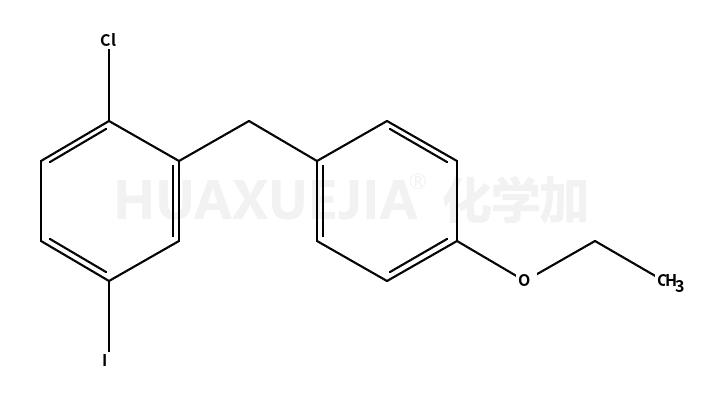 4-碘-1-氯-2-(4-乙氧基苄基)苯