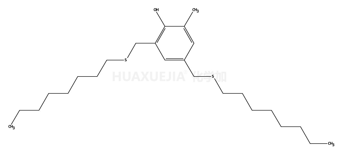 4,6-二(辛硫甲基)邻甲酚