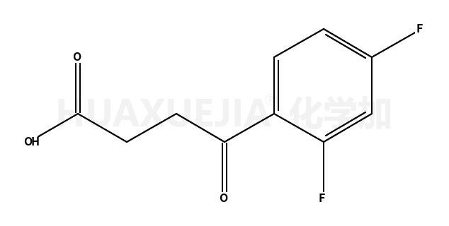 4-(2',4'-二氟苯基)-4-氧代丁酸