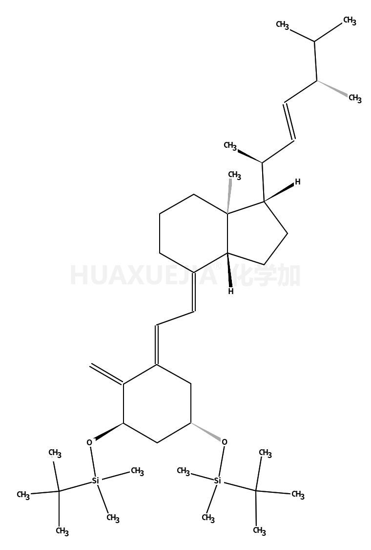 [[(1a,3b,5E,7E,22E)-9,10-开环麦角甾-5,7,10(19),22-四烯-1,3-基]双(氧)]双[(1,1-二甲基乙基)二甲基硅烷]