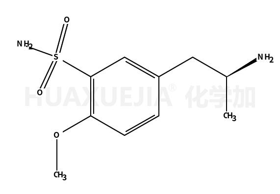R-(-)-5-(2-氨基丙基)-2-甲氧基苯磺酰胺
