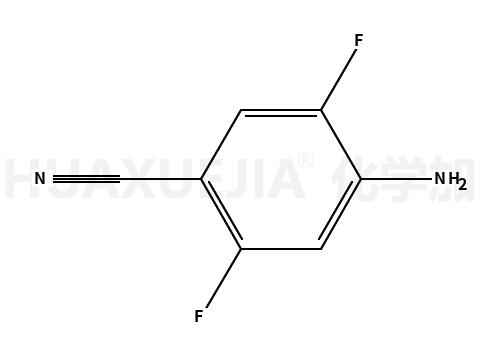 4-氨基-2,5-二氟苯甲腈