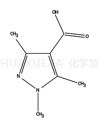 1,3,5-三甲基-1H-吡唑-4-甲酸