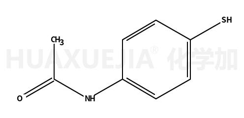 4-乙酰氨基苯硫酚