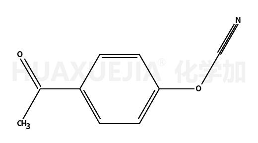 氫氰酸-4-乙酰苯酯
