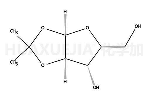 (3As,5s,6r,6as)-5-(羟基甲基)-2,2-二甲基四氢呋喃并[2,3-d][1,3]二氧代l-6-醇