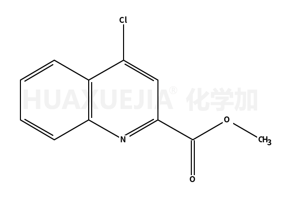 methyl 4-chloroquinoline-2-carboxylate
