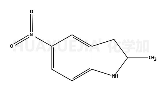 2-甲基-5-硝基吲哚啉