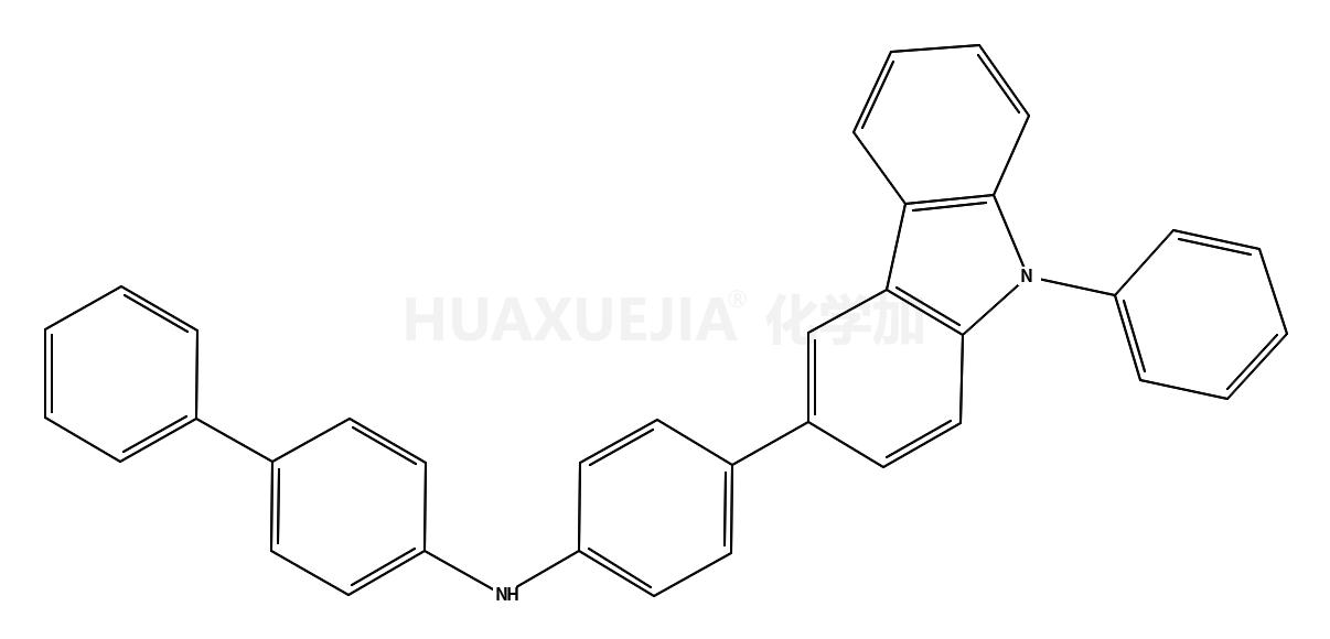 N-(4-(9-苯基咔唑-3-基)苯基)联苯-4-胺