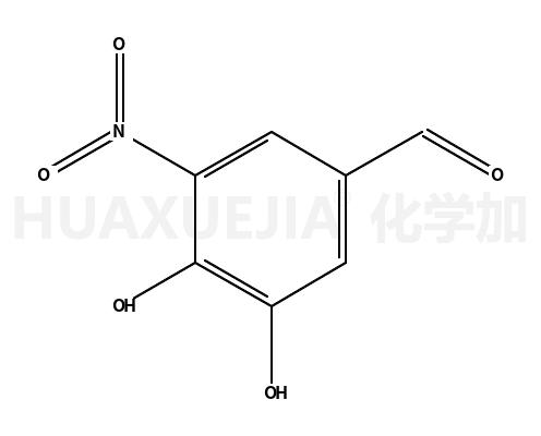 3,4-二羟基-5-硝基苯甲醛