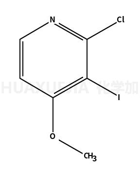 2-氯-3-碘-4-甲氧基吡啶