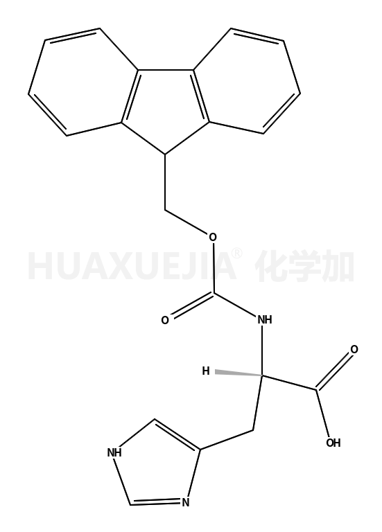 N-芴甲氧羰基-L-组氨酸