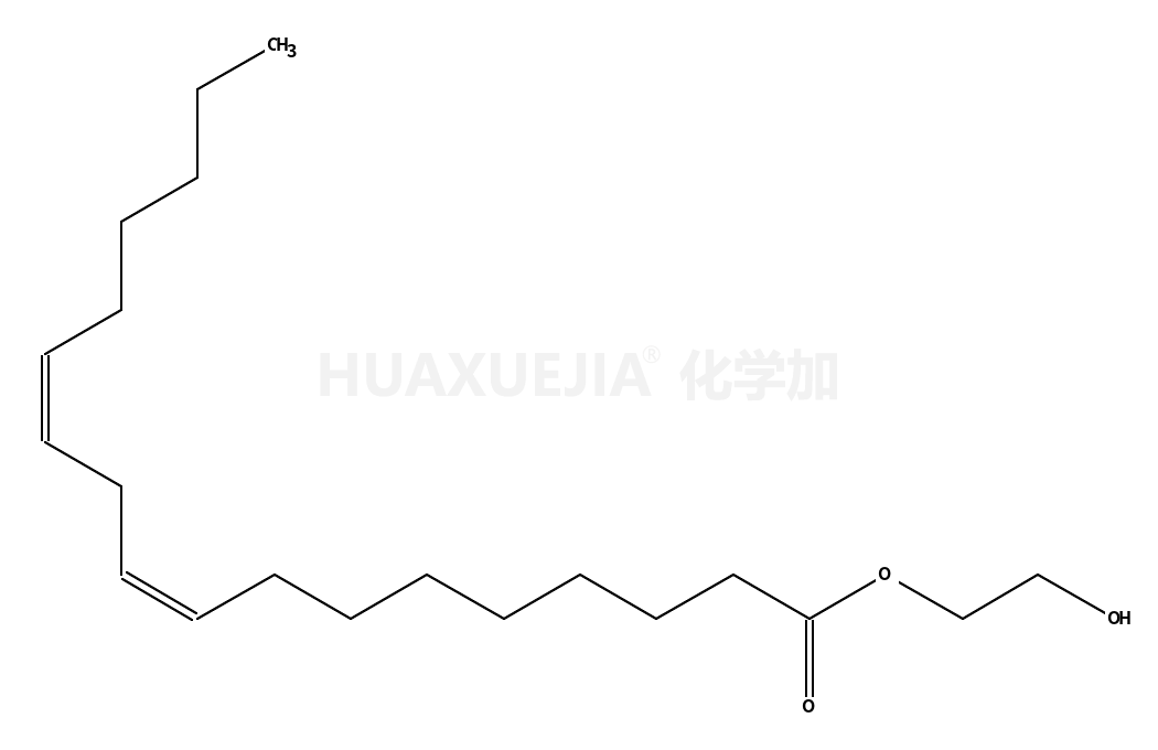 (9Z,12Z)-2-hydroxyethyl octadeca-9,12-dienoate