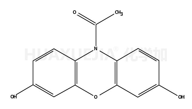 10-乙酰基-3,7-二羟基吩嗪
