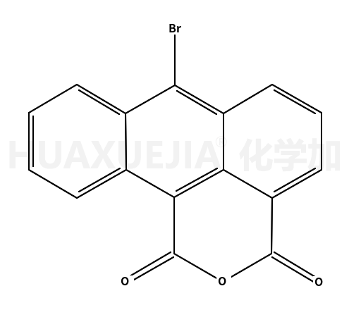 6-bromo-1,2-anthracene dicarboxylic acid anhyd