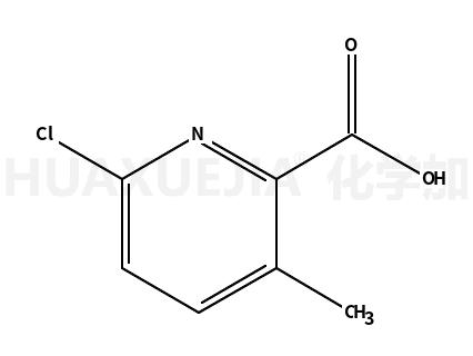 6-氯-3-甲基吡啶-2-甲酸