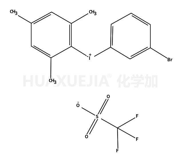 (3-BROMOPHENYL)(2,4,6-TRIMETHYLPHENYL)IODONIUM TRIFLATE