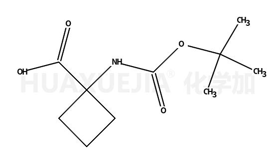 N-Boc-1-氨基环丁烷羧酸