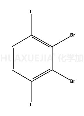 2,3-dibromo-1,4-diiodobenzene