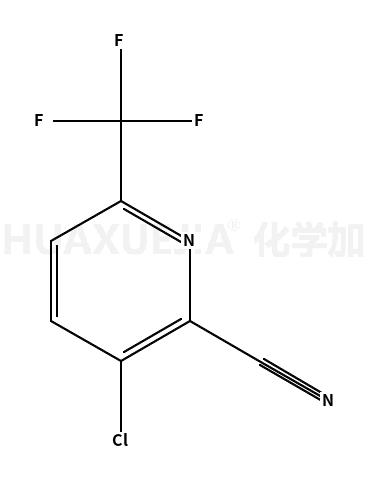 3-chloro-6-(trifluoromethyl)picolinonitrile