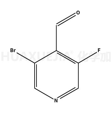 3-溴-5-氟异烟醛