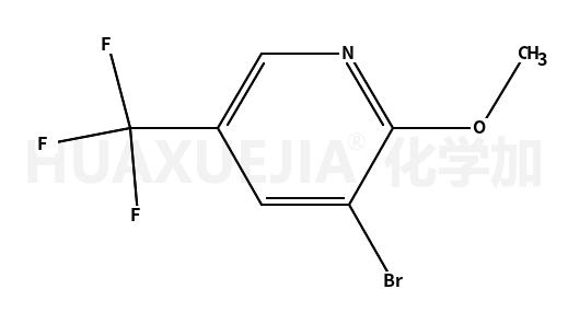 3-溴-2-甲氧基-5-三氟甲基吡啶