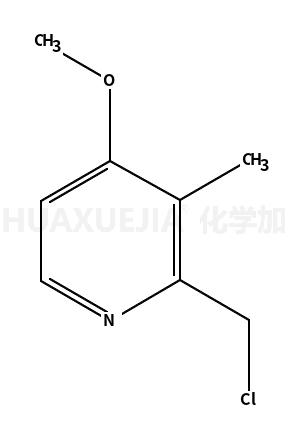 2-氯甲基-3-甲基-4-甲氧基吡啶盐酸盐
