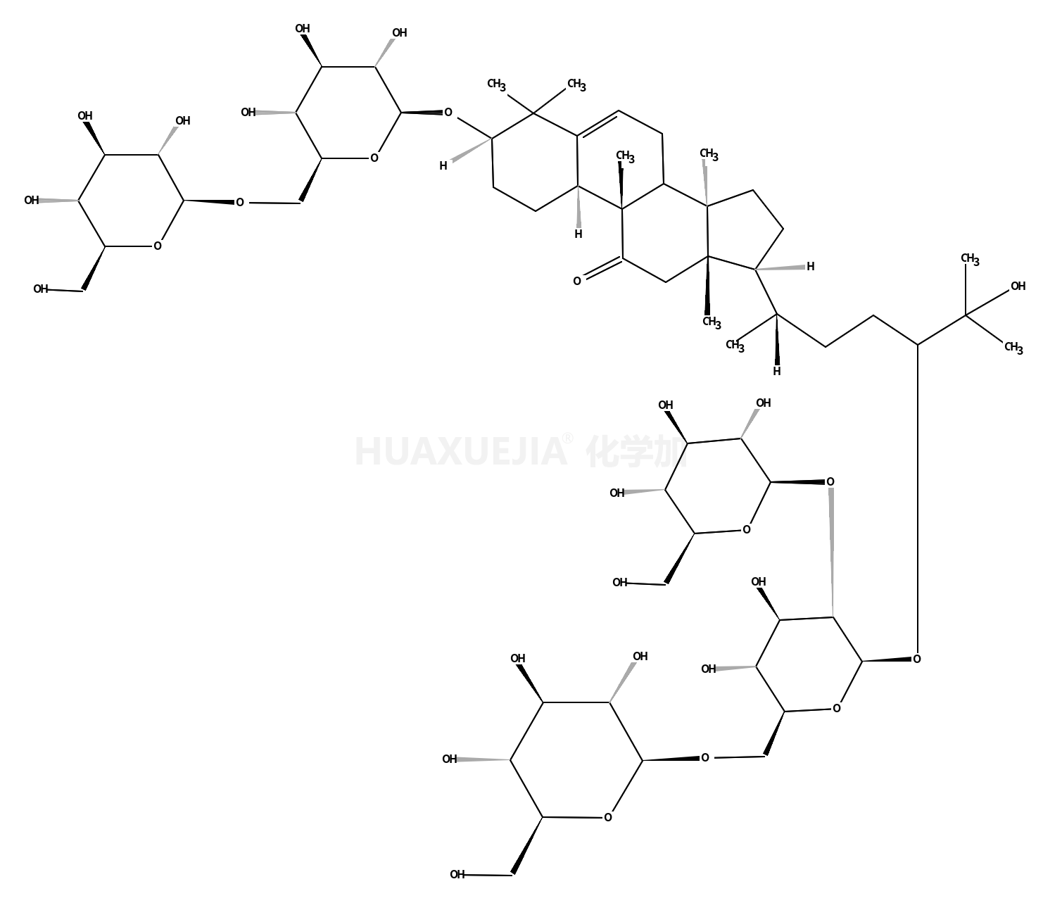11-氧-罗汉果皂甙V