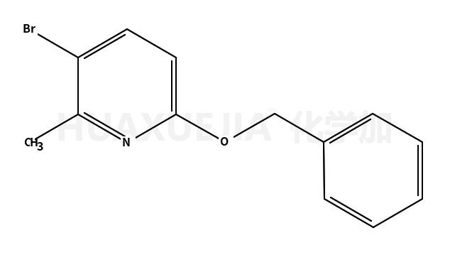 5-溴-2-苄氧基-6-甲基吡啶