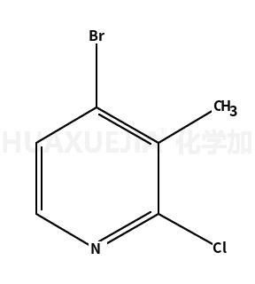 4-溴-2-氯-3-甲基吡啶