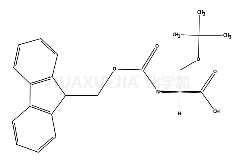 Fmoc-O-叔丁基-D-丝氨酸
