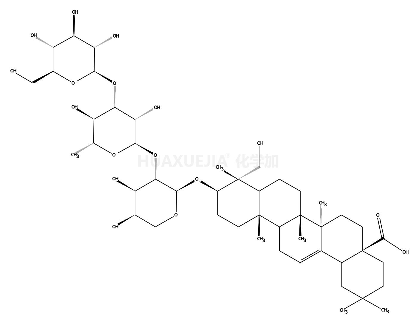 常春藤苷H