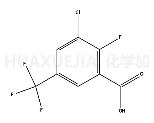 3-氯-2-氟-5-(三氟甲基)苯甲酸