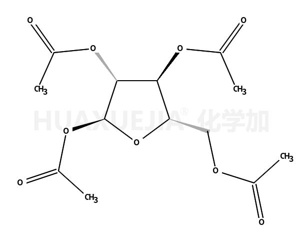 β-D-呋喃核糖-1,2,3,5-四乙酸酯