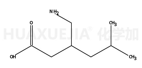 (±)-3-氨甲基-5-甲基己酸