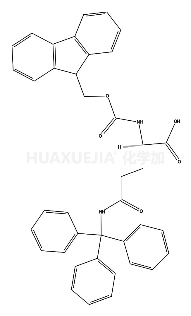 Fmoc-N-三苯甲基-L-谷氨酰胺