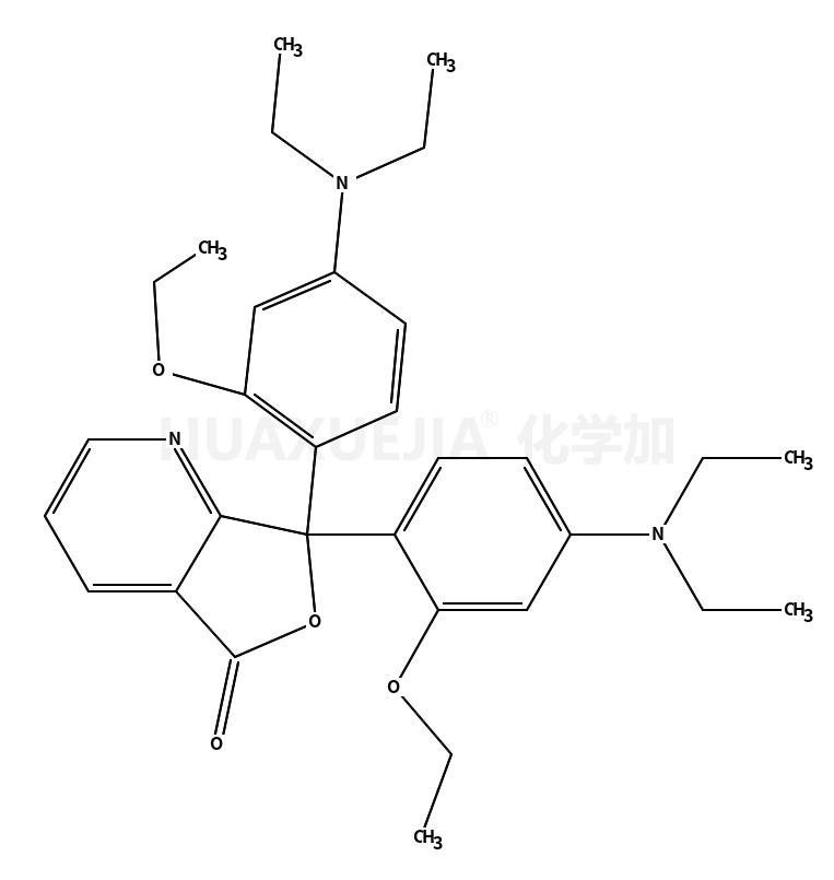 7,7-bis[4-(diethylamino)-2-ethoxyphenyl]furo[3,4-b]pyridin-5-one